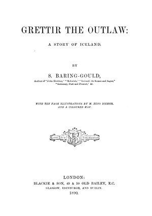 Grettir the Outlaw