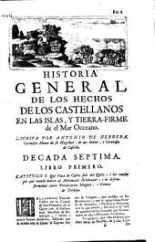 Historia general de los hechos de los castellanos en las islas y tierra firme del mar oceano: Volumen 2