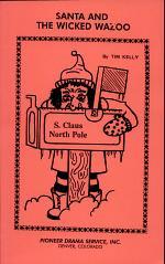 Santa and the Wicked Wazoo