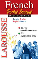 French English  English French dictionary
