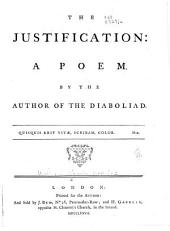 The Justification: A Poem