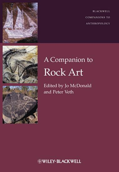 A Companion to Rock Art PDF