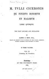 De finibus bonorum et marlorium