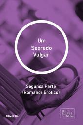 Um Segredo Vulgar: Segunda Parte (Romance Erótico)
