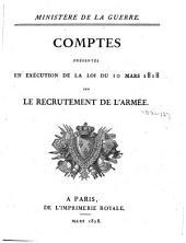 Comptes rendus par les ministres: Volume 30