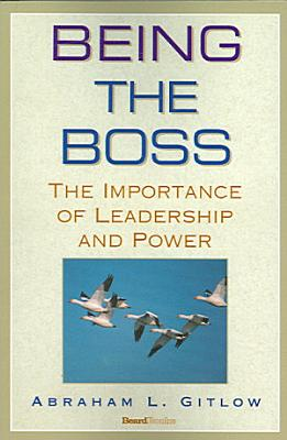 Being the Boss PDF