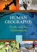 Human Geography Book PDF