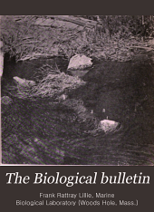 The Biological Bulletin: Volume 14