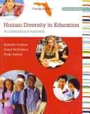 Florida Edition  HUMAN DIVERSITY in EDUCATION Book