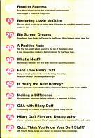 Hilary Duff PDF