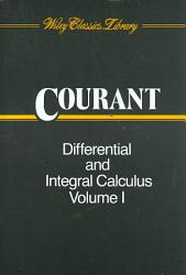 Differential and Integral Calculus PDF
