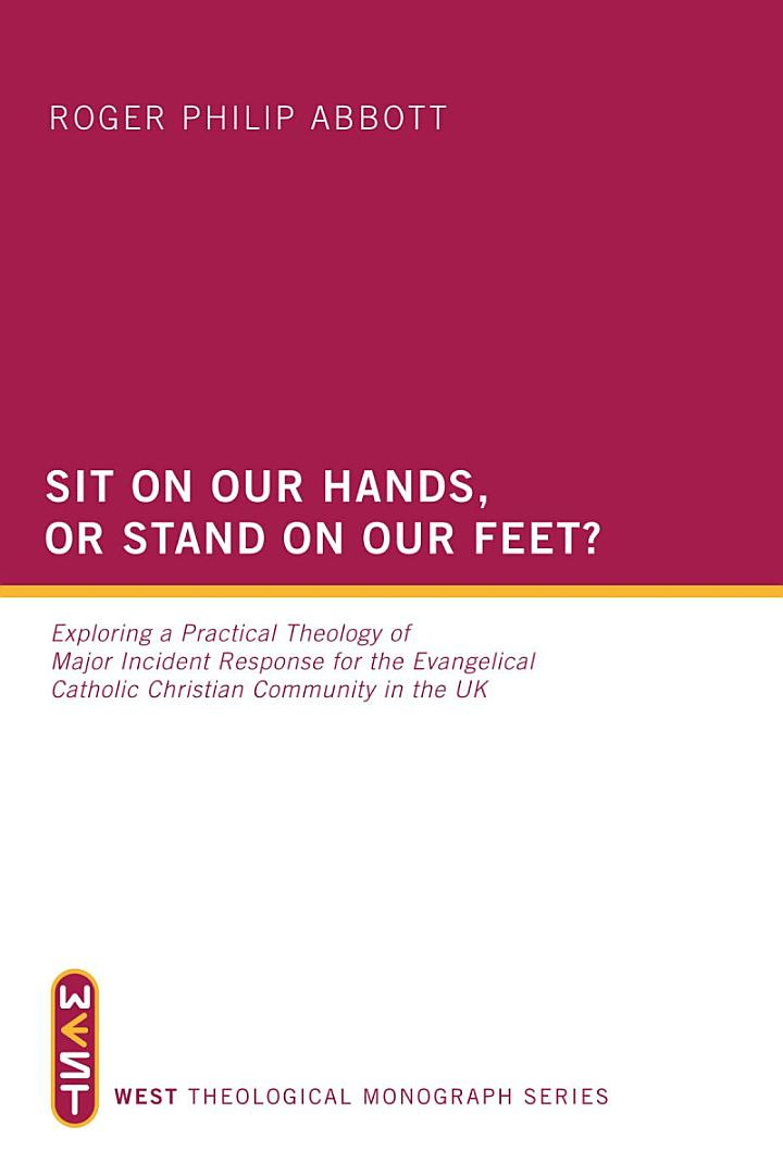 Sit on Our Hands, or Stand on Our Feet?