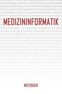 Medizininformatik Notizbuch PDF