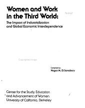 Women and Work in the Third World PDF