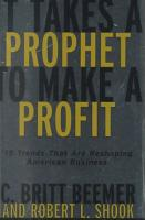 It Takes a Prophet to Make a Profit PDF