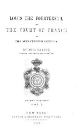 Court of France in the Seventeenth Century