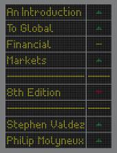 An Introduction to Global Financial Markets: Edition 8