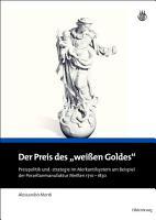 Der Preis des  wei  en Goldes  PDF