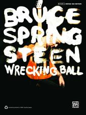 Bruce Springsteen - Wrecking Ball: Authentic Guitar TAB Sheet Music Transcription