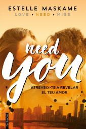 You 2. Need you (Edició en català): You 2