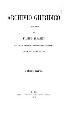 Archivio giuridico PDF