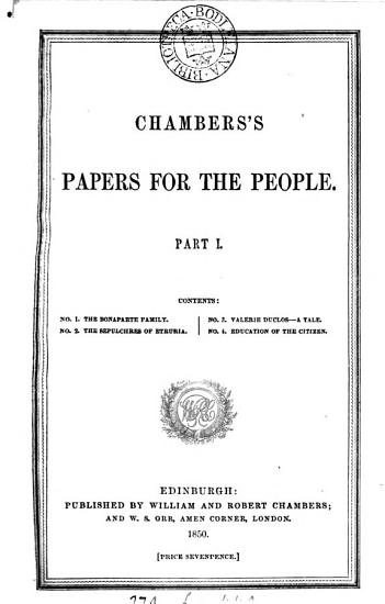 Chambers s papers for the people PDF