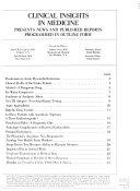 Clinical insights in medicine  v   1 3    1970 72  PDF