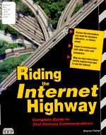 Riding the Internet Highway PDF