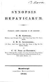 Synopsis hepaticarum