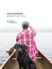 Hallo Norden Årsrapport 2016