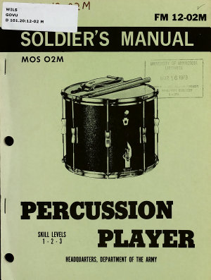 Percussion Player