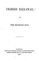 Charles Dallaway  or the Restless man PDF