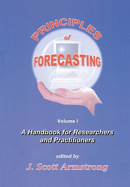 Download Principles of Forecasting Book
