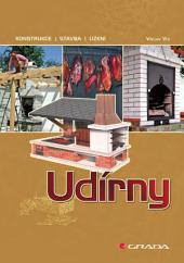Udírny: konstrukce, stavba, uzení