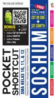 Pocket Shortcut SMA SOSHUM PDF