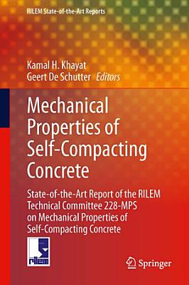 Mechanical Properties of Self-Compacting Concrete