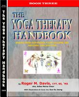 THE YOGA THERAPY HANDBOOK   BOOK THREE   REVISED SECOND EDTION PDF