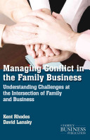 Managing Conflict in the Family Business PDF
