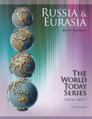 Russia and Eurasia 2016 2017 PDF