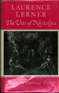 The Uses of Nostalgia PDF