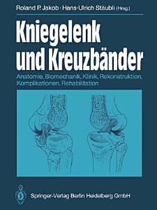 Kniegelenk und Kreuzb  nder PDF
