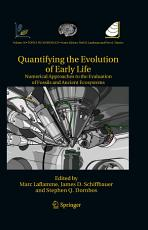 Quantifying the Evolution of Early Life PDF