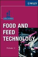 Kirk Othmer Food and Feed Technology  2 Volume Set PDF