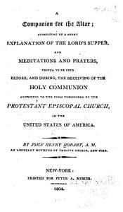 A Companion for the Altar PDF