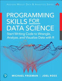 Data Science Foundations Tools and Techniques