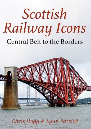 Scottish Railway Icons  Central Belt to the Borders