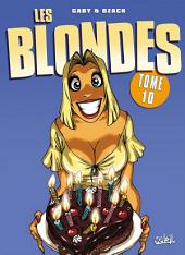 Les Blondes T10: ça se fête !