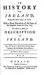 An History Of Ireland