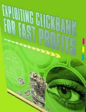 Exploiting Clickbank for Fast Profits