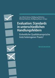 Evaluation  Standards in unterschiedlichen Handlungsfeldern PDF